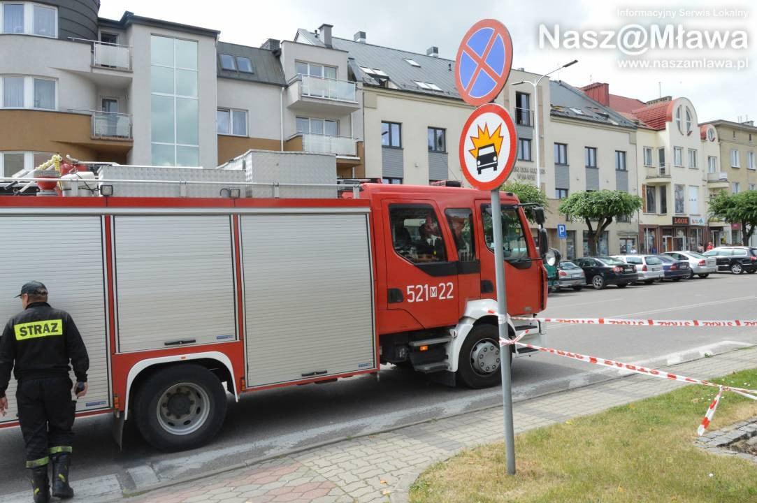 Pożar wysypiska gasi 8 zastępów [AKTUALIZACJA Z PODSUMOWANIEM]