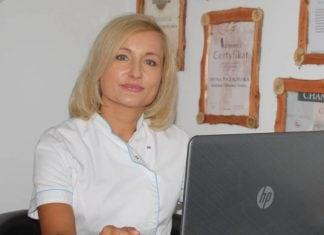 mgr kosmetologii Iwona Pogorzelska