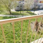 Zdjęcie z balkonu
