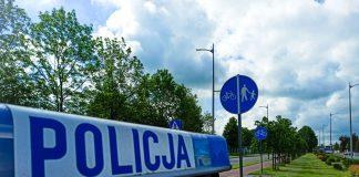 Policja na drodze
