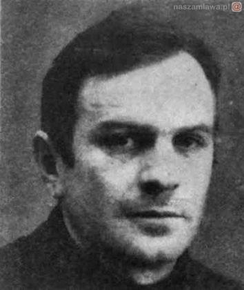 """Antoni ,,Torf"""" Załęski."""