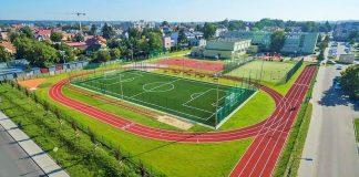 Nowy kompleks sportowy przy szkole nr 7 w Mławie