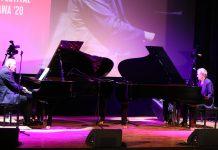 Muzycy na scenie Victor Young Jazz Festival Mława 2020