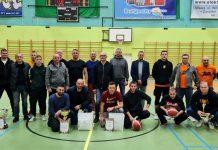 piąta edycja Mławskiej Ligi Amatorów Koszykówki