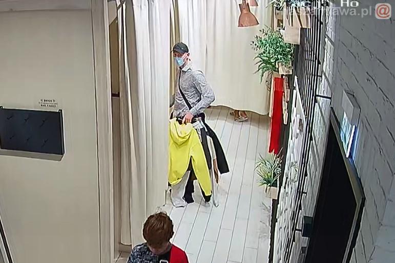 wizerunek złodzieja